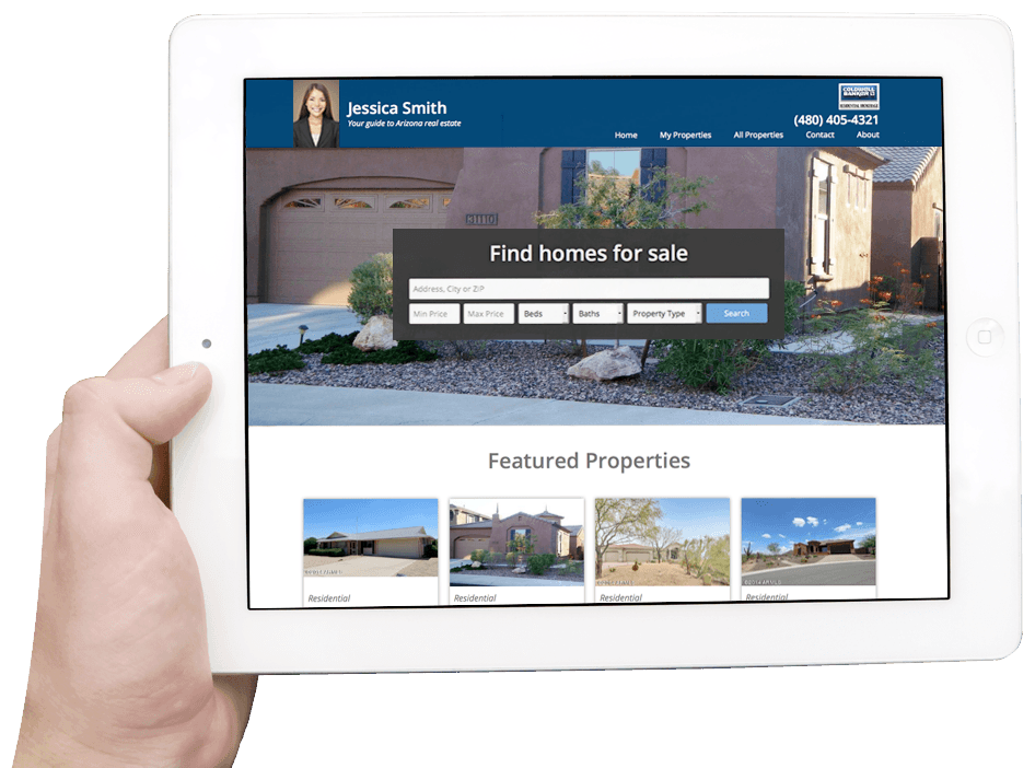Responsive IDX Real Estate Websites