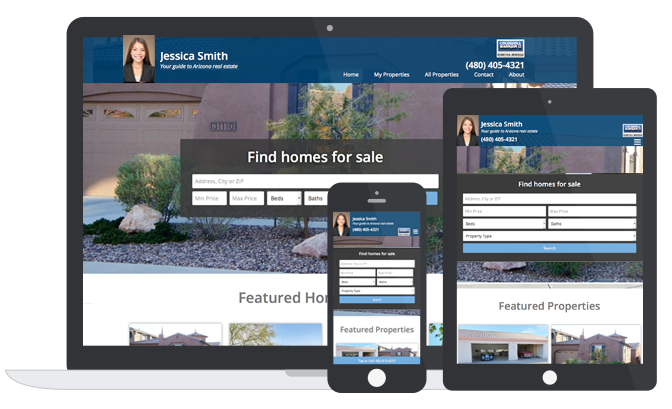 Responsive Real Estate Websites